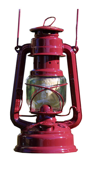 Feuerhand Eternity Camping verlichting rood